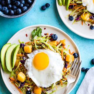 Paleo Warm Breakfast Salad