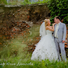 Wedding photographer Yuliya Danilova (Lulu84). Photo of 15.06.2014