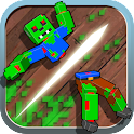 Zombie Slicer Ninja Craft icon