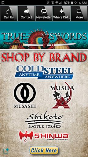 True Swords