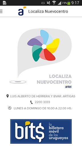 Localiza Nuevocentro