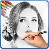 Photo to Pencil Sketch Maker