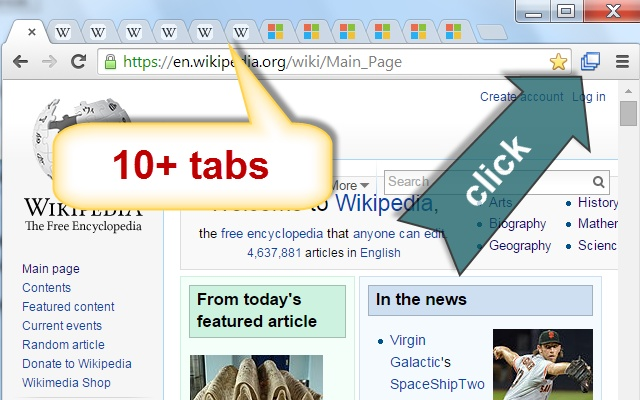 Group Your Tabs