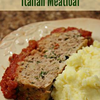 Italian Meatloaf.