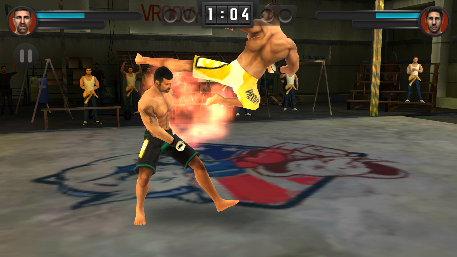 Brothers: Clash of Fighters- screenshot
