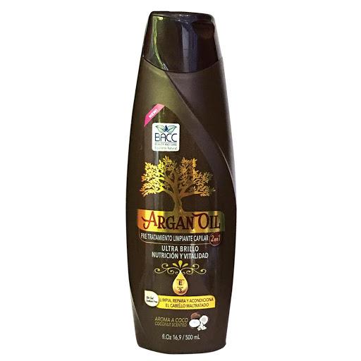 champu bacc argan oil & coco