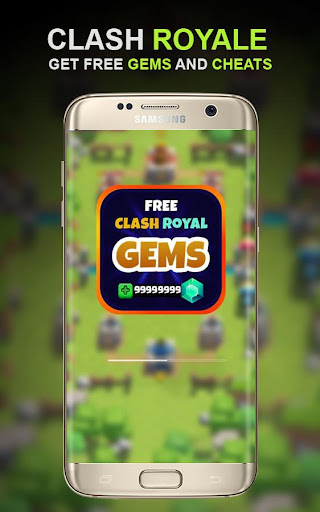 Gems Of Clash Royale Prank for PC