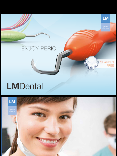 LM-Dental Material Kit screenshot 4
