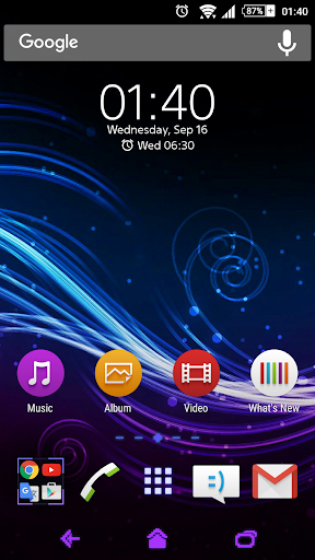Theme XPERIEn - Walkore Two