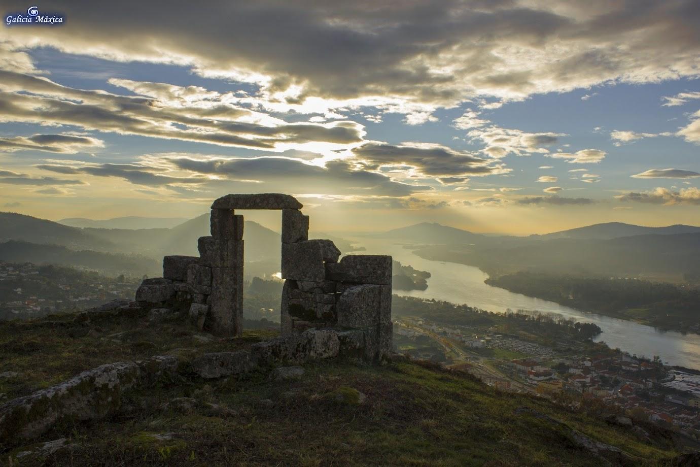 Ruínas da Capela do Espirito Santo | GALICIA MÁXICA