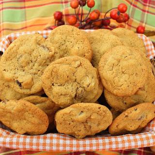 Molasses Raisin Walnut Cookies Recipes