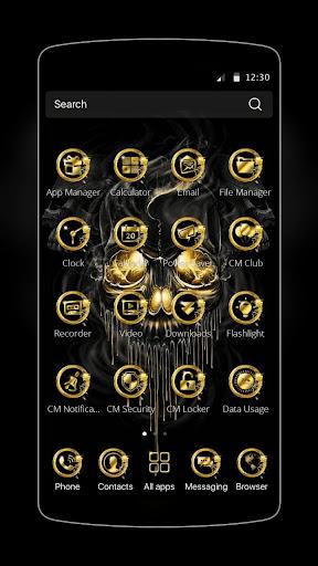 Download Gilt Skull Honor Wallpaper Google Play softwares