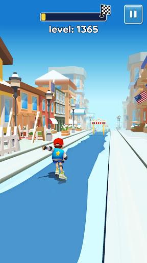 Roller Skating 3D screenshot 9