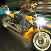 Blazing Bikers - Street Racing