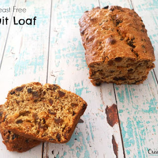 MYeast Free Fruit Loaf.