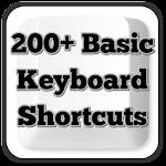 Shortcut Keyboard Guide (OFFLINE) Icon