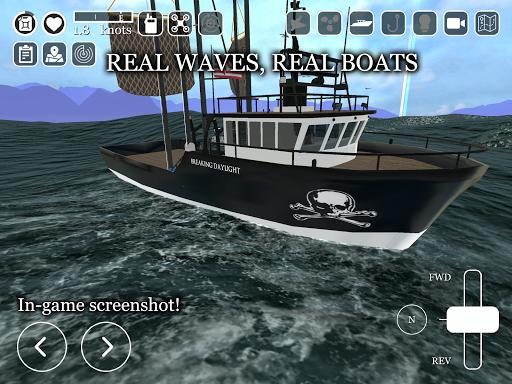 Ship & Boat Simulator uCaptain u26f5 Fun Fishing Games 4.995 screenshots 10