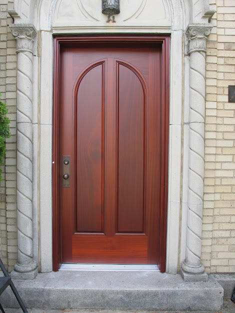 doors home depot window door is and how ideas mahogany here dark with sikkens cetol apply winsome photos creative oak to