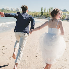 Wedding photographer Bogdan Gontar (bodik2707). Photo of 01.11.2017