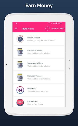 InstaNaira - Get Free Airtime and Cash screenshot 5