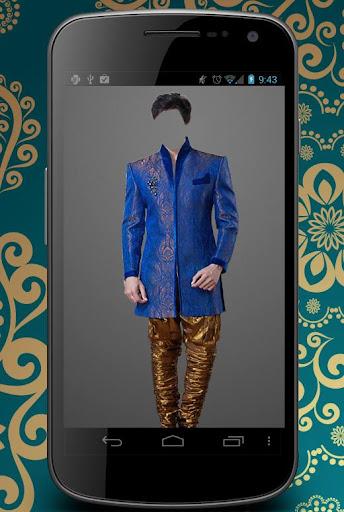Jodhpuri Man Fashion Photo