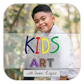 Kids Art with Isaac Lopez