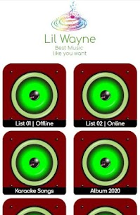 Lil' Wayne all songs 2.1 APK Mod for Android 2