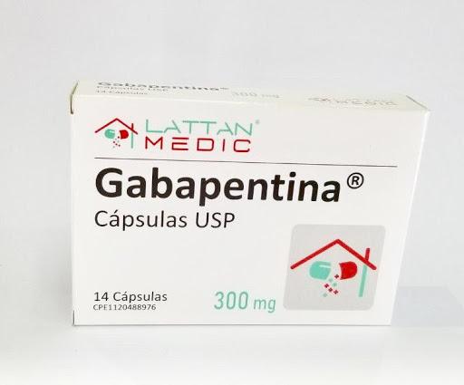 Gabapentina Lark 300Mg 14 Tabletas Gabapentina Lark Laboratories