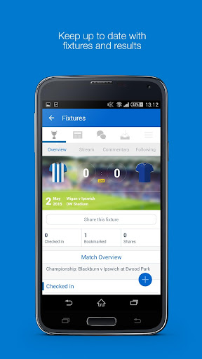 Fan App for Wigan Athletic FC