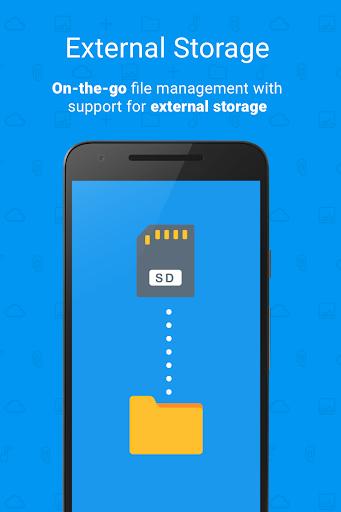 File Manager File Explorer 1.14 screenshots 2