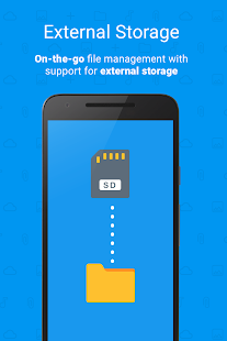 File Manager File Explorer Screenshot
