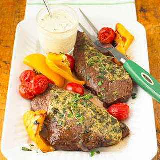 Horseradish Steak Topping Recipes