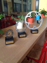 Photo: Trophies! Photo by DimLyt