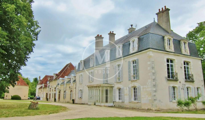 Castle Auxerre