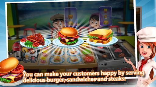 Fast Food Street Tycoon