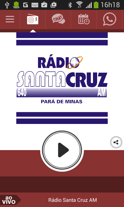 Santa Cruz AM- screenshot