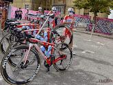 Androni Giocattoli neemt plaats in van controversiële ploeg in Ronde van Italië