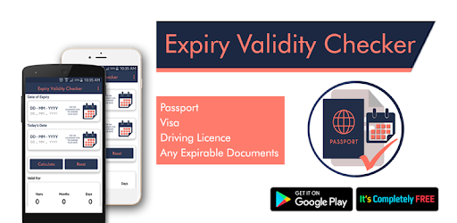 Expiry Validity Checker » Download APK » 2 0