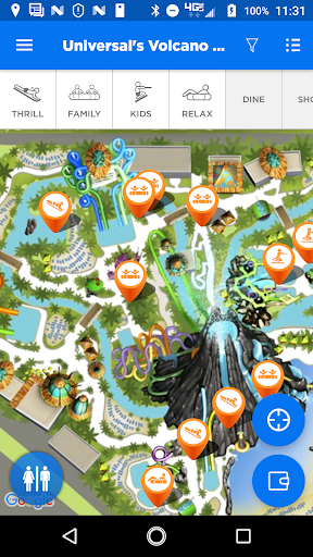 Universal Orlando Resort™ The Official App 1.30.0 screenshots 2