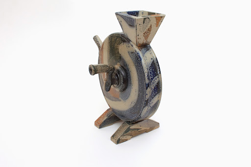 Peter Meanley Ceramic Tea Pot 19