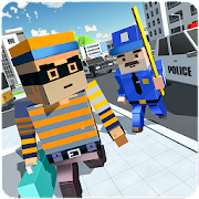 Blocky Vegas Crimes Rescue Simulator