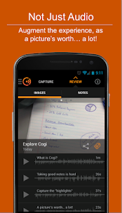 Cogi – Notes & Voice Recorder Screenshot