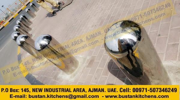 Al Bustan Kitchen Equipment | steel fabrication | kitchen suppliers