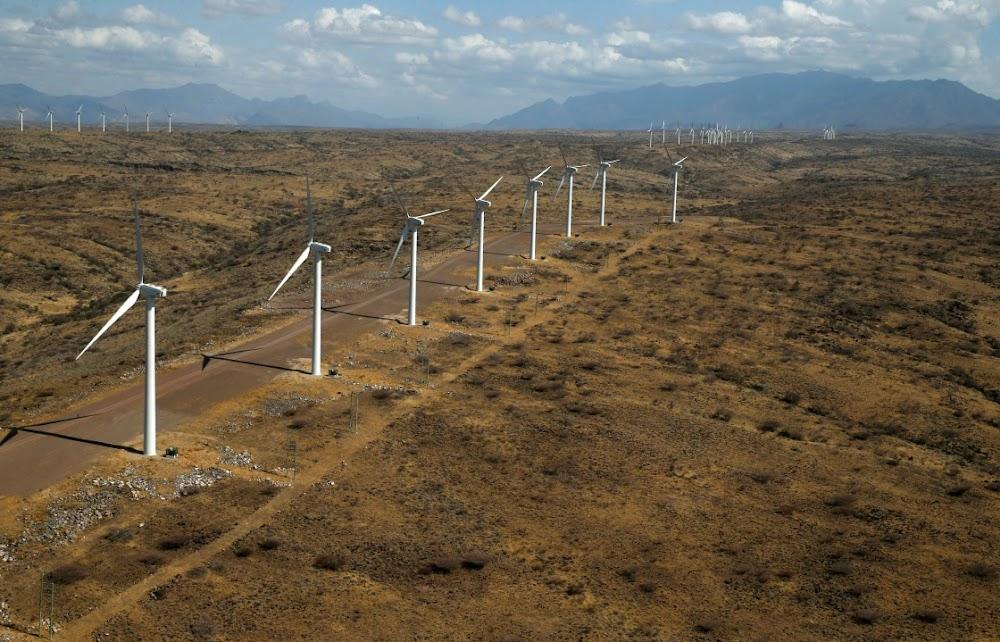 Wind turbines blow joy Vestas' way