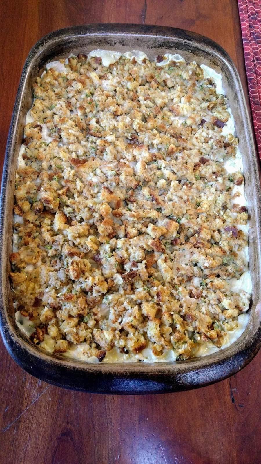 Sour Cream Chicken Casserole Recipe Just A Pinch Recipes