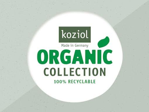 Koziol Organic Collection - 100% miljövänlig heminredning