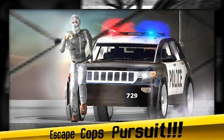 Crime Driver Vs Police Chase 1.0.2 screenshot 63244