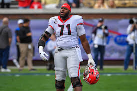 What draft analysts said about New York Giants OT Andrew Thomas