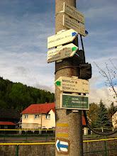 Photo: Korzystając z dobrodziejstwa wiosennej pogody oraz doborowego towarzystwa wybrałem się wraz z Anią, Natalią i Olem w Hrubý Jeseník. Plan trasy zakłada start z Lipovej-lázny - wsi w dolinie rzeczki Staříč na granicy pasm Hrubýgo Jeseníka i Rychlebskych hor - przez Obří skály ku szczytowi Šeráka.