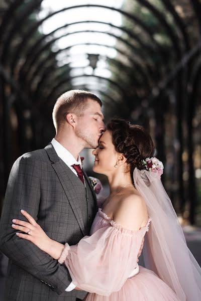 Fotógrafo de bodas Настя Гельцель (heltsel). Foto del 22.04.2020